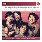 The Tokyo String Quartet Plays Haydn+Mozart von Tokyo String Quartet (2015)