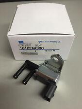 02-05 Subaru WRX ej205 EVAP Vapor Canister Purge Solenoid Valve 16102AA300 OEM