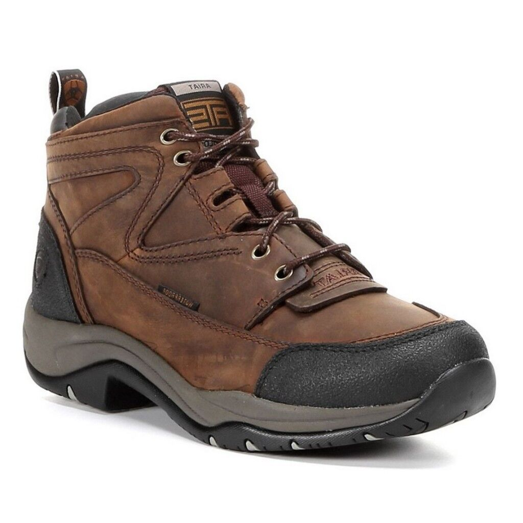 Ariat Ladies Terrain H2O Copper Hiking Boots 10004134 NIB