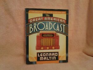 THE-GREAT-AMERICAN-BROADCAST-BY-LEONARD-MALTIN-1997