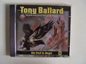 TONY-BALLARD-2-Ein-Dorf-in-Angst-Dark-Fantasy-Serie-von-A-F-Morland-CD