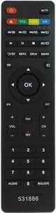 LED-LCD-HD-TV-Remote-for-Dick-Smith-TV-Models-No-setup-required
