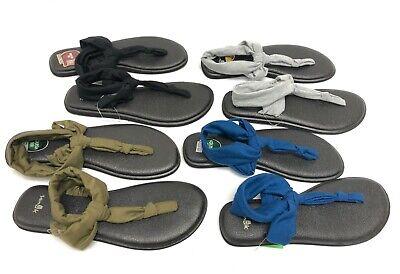 Sanuk Yoga Sling Ella Women S Flip Flops Shoes 1014681