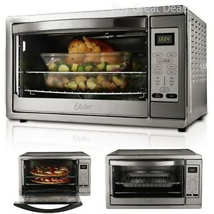 Countertop Electric Oven Reviews : ... Toaster Ovens > See more Oster Extra Large Digital Countertop Oven