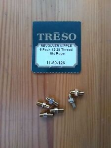 Treso-Ampco-Nipples-Fits-Ruger-Old-Army-12-28-threads-11-50-126