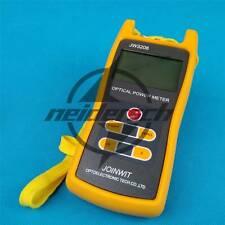 Portable Handheld Optical Power Meter Tool Jw3208c Laser Fiber Optic New