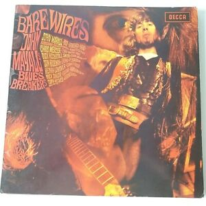 John-Mayall-Bluesbreakers-Bare-Wires-Vinyl-LP-UK-Mono-1st-Press-1968-Unboxed