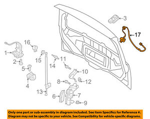 image is loading lincoln-ford-oem-13-15-mkt-rear-view-