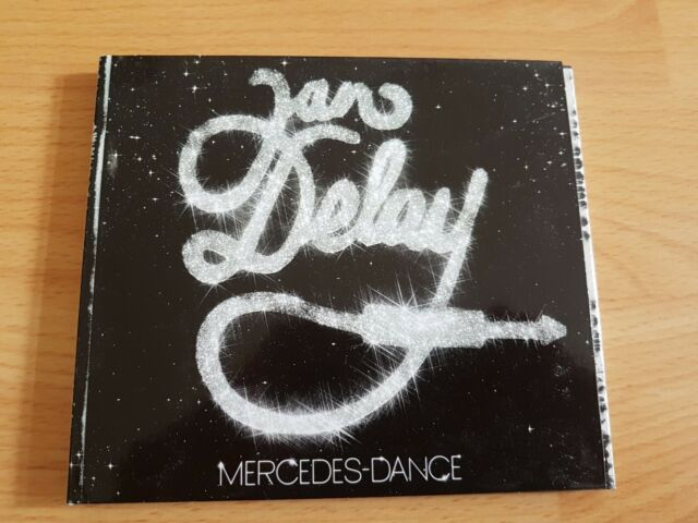 Jan Delay MERCEDES DANCE CD USATO