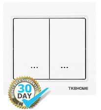 TKB Z-Wave Plus Double Wall Dimmer TKB TZ55-D Gen 5