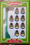 Lotto-Subbuteo-3-Team-Lightweight-Lw-445-West-Germany-571-France-295-Boca-Ju miniatura 2