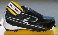 Easton Turbo Lite Black Youth Baseball Cleat Shoes Choose Size From 1 To 13