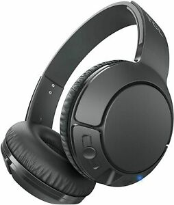 TCL MTRO Series Wireless Rechargeable On-Ear Bluetooth Headphones w/ Mic