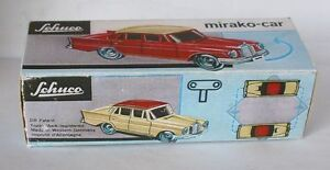 Repro Box Schuco Mirako - Car MB 220 SE