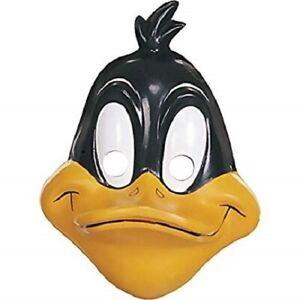 Mask Child Duffy Duck Maschera Bambino Duffy Duck plastica Looney Tunes