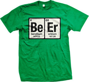 Beer be er periodic table elements symbol science beryllium erbium image is loading beer be er periodic table elements symbol science urtaz Gallery