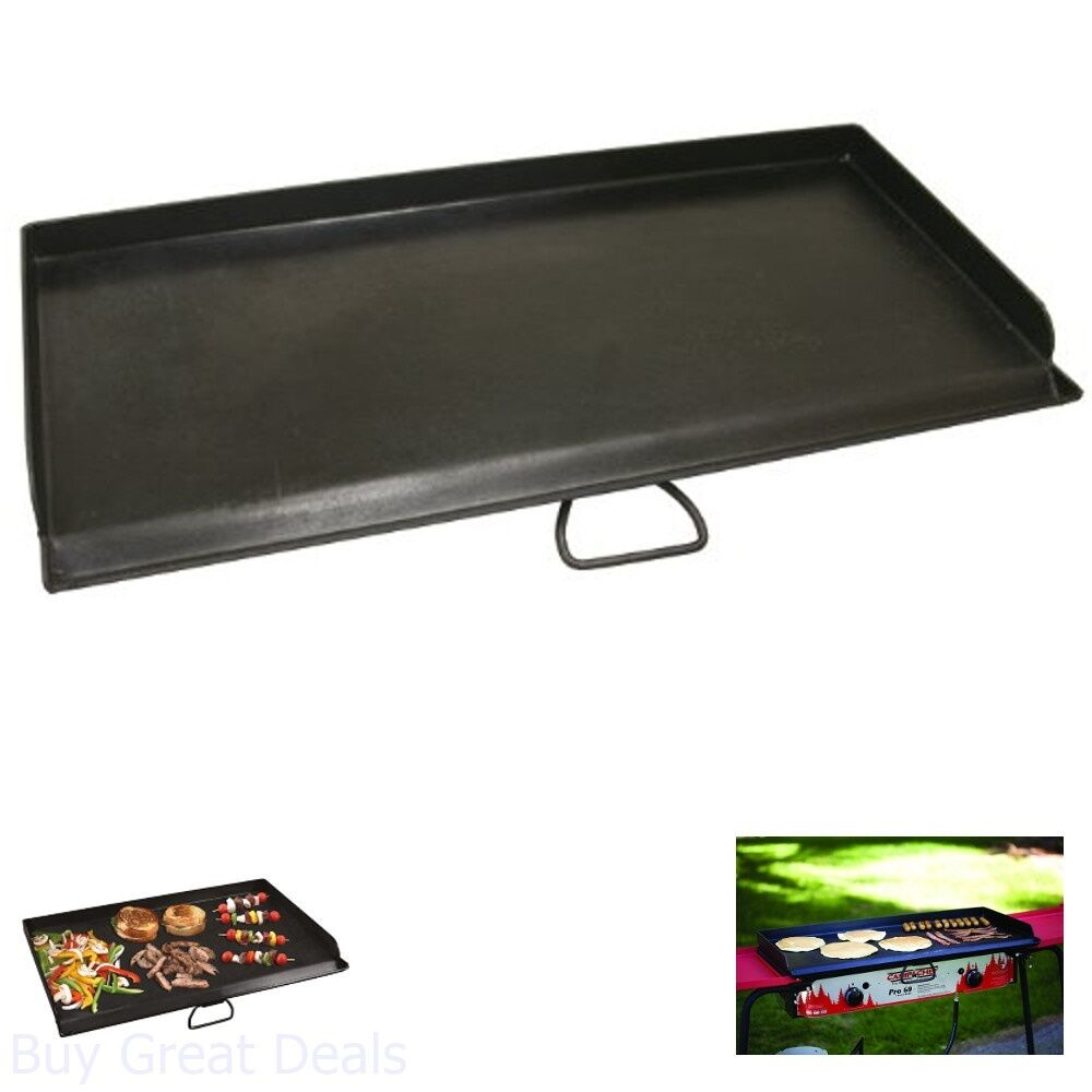 Camp Chef Professional Grease  Cup Attaches Stove Lip Griddle Snap Holder Shelf  10 days return
