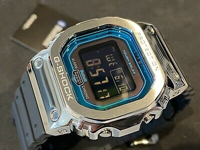 New Full Metal Square Custom 5600 Series Bezel To Fit Casio G Shock And More Ebay
