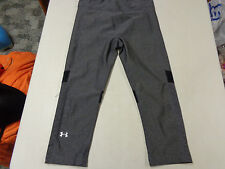 UNDER ARMOUR HEATGEAR COMPRESSION ATHLETIC YOGA PANTS TIGHTS  SMALL   S