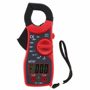 31-2-MT87-Pince-numerique-AC-DC-Pince-de-multimetre-Voltmetre-Testeur-avec-9T
