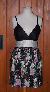 Mela-Loves-London-Ladies-Oriental-Casual-Party-Dress-size-L-10-12