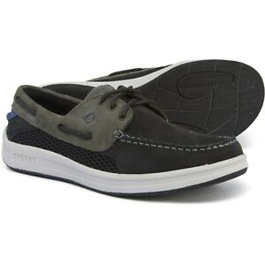 New-Men-s-Sperry-Gamefish-3-Eye-Boat-Shoes-STS17468