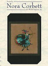 Emi Bewitching Pixies by Nora Corbett Mirabilia Designs Cross Stitch Chart