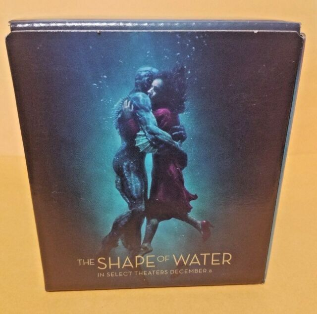 Shape of Water (2017) Coffee Mug Cup Promotional SWAG New Guillermo del Toro