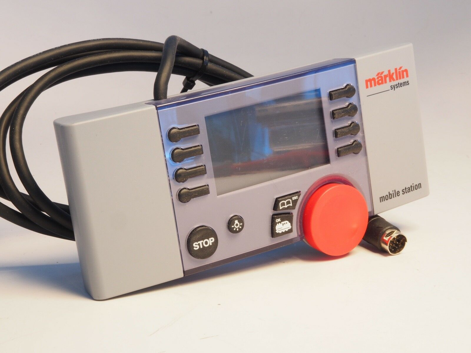 Controlador de estación Mobil 60651 Marklin Digital Medidor de versión 1.9 amp escala 1 me