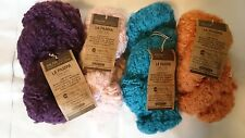 Lot of 6, Cascade Wool Yarns/ Aslan Trends La Pampa
