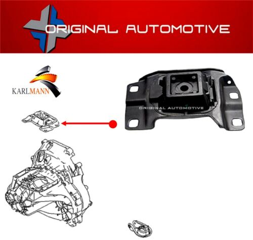 FOR VOLVO S40 MK2 2004-2012 MANUAL TRANSMISSION N/S GEARBOX MOUNTING 3M517M121JC
