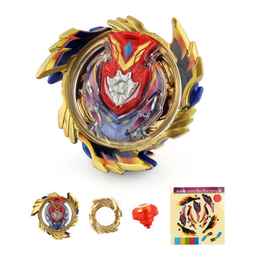 Golden B-96 Beyblade Burst STRIKE Cool VALKYRIE.MUGEN -Without Launcher no box