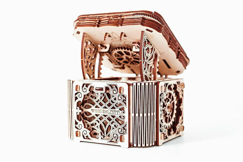 Wooden City Mystery Box Model Kit WR315