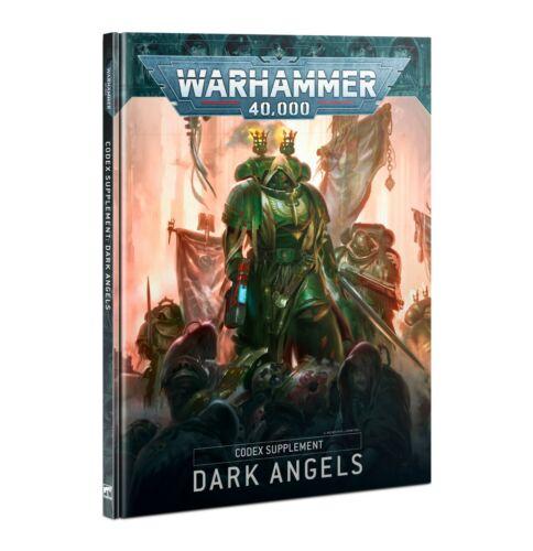 Dark Angels Warhammer 40k Codex