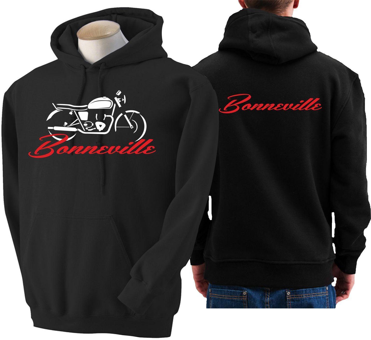Hoodie for bike TRIUMPH Bonneville sweatshirt hoody Sudadera moto sweater