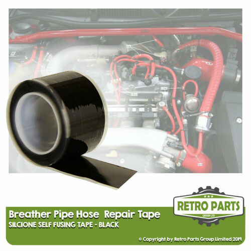 Crankcase Breather Hose Pipe Repair Tape For Volvo Leak Fix Seal Black
