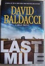 Amos Decker: The Last Mile Bk. 2 by David Baldacci (2016, Hardcover, Abridged, Large Type)