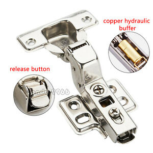 self closing door hinges for kitchen cabinets self soft overlay hinge concealed door kitchen 9759