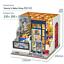 Indexbild 33 - DIY Bausatz für Miniatur Haus Bastelset Modellbau Puppenhaus Robotime Rolife