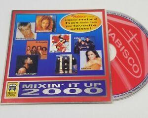Mixin' It Up 2000 CD Mikaila Brian McKnight Eiffel 65 R-Angels Nabisco sampler