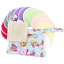 Bamboo Nursing Pads +Laundry Bag  Travel Bag,2 Sizes:3.9//4.7inch Optio 14 Pack