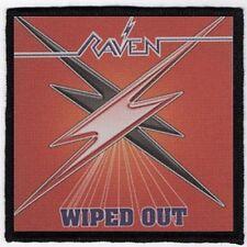 RAVEN PATCH / SPEED-THRASH-BLACK-DEATH METAL