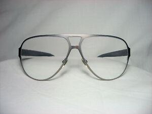 9cdb7adf6250 NOS Gucci Italy Ultra Aviator sunglasses frames men s women s unisex ...