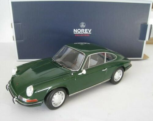 norev 1:18 OVP nuevo Porsche 911 l irishgreen limitado a 1.000 St