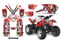 Polaris Outlaw 50 Amr Racing Graphic Kit Wrap Quad Decal Atv All Years Tsunami R