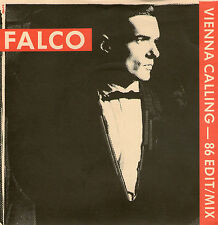 "Falco - Vienna Calling - 7 "" Single"