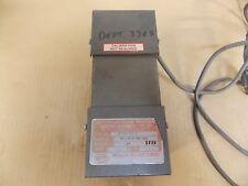 Sola Electric 23 22 112 2 Constant Voltage Transformer 118volt Type Cvs