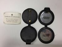 1 Nip Etienne Aigner Handcrafted Leathergood Compact Mirror 787598