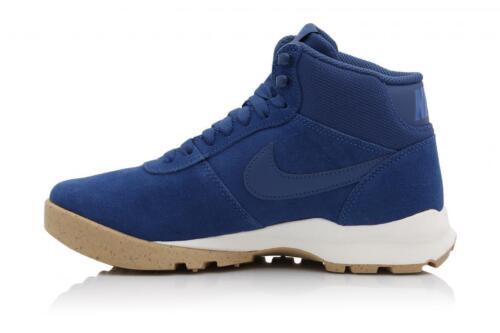 deporte Nike Hoodland 447 807154 Suede Zapatillas azules mujer para de 5IIwB