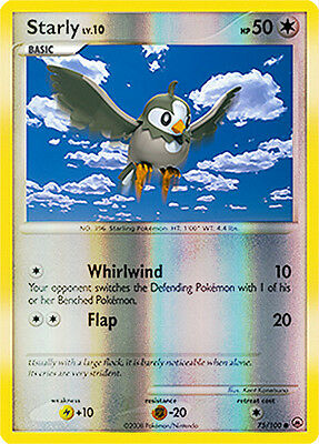 Pokemon Diamond /& Pearl Majestic Dawn Rev Holo Darkness Energy 93//100 NM//MINT!